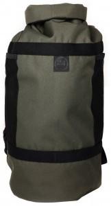 24bottles Sportiva Bag Rucksack Gruen