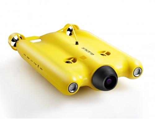 Gladius 4K Unterwasser Drohne mit 100m Reichweite